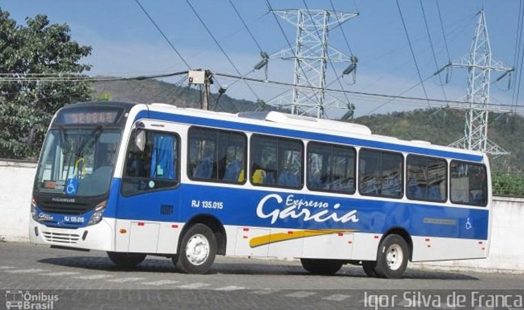 Rio: Passageiros da Expresso Garcia são assaltados no Centro