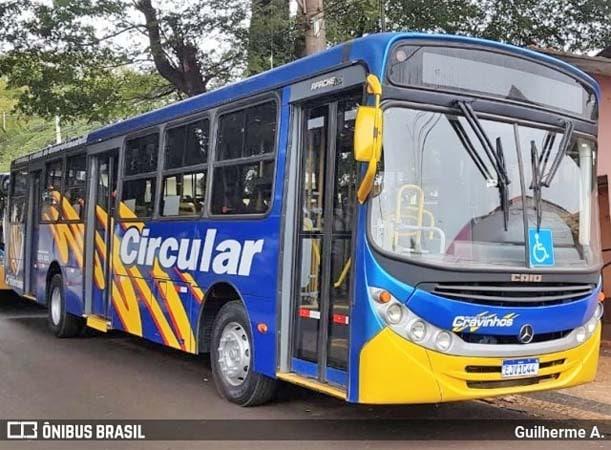 SP: Cravinhos amplia frota de ônibus circular com tarifa de R$ 1,75