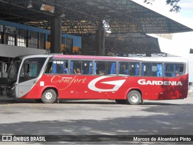 MG: Acidente entre moto e ônibus de Gardenia deixa um morto na MG-455 - revistadoonibus