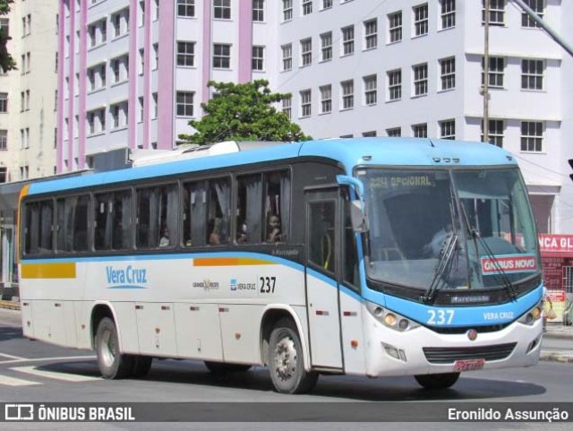 PE: Ônibus da Expresso Vera Cruz tomba na rodovia PE-09 em Ipojuca - revistadoonibus