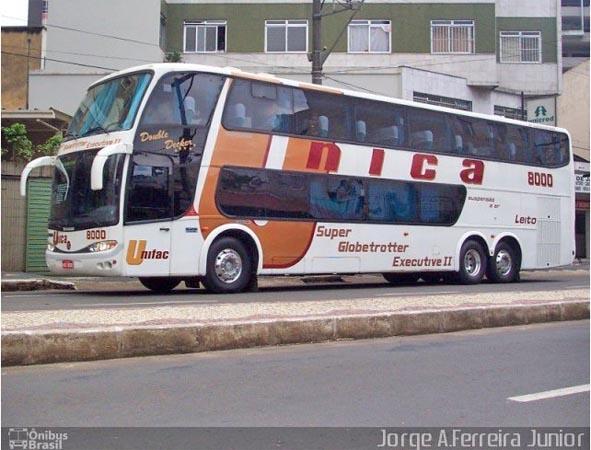 Petrópolis poderia voltar ter ônibus DD e LD no trecho saindo do Rio e de Juiz de Fora