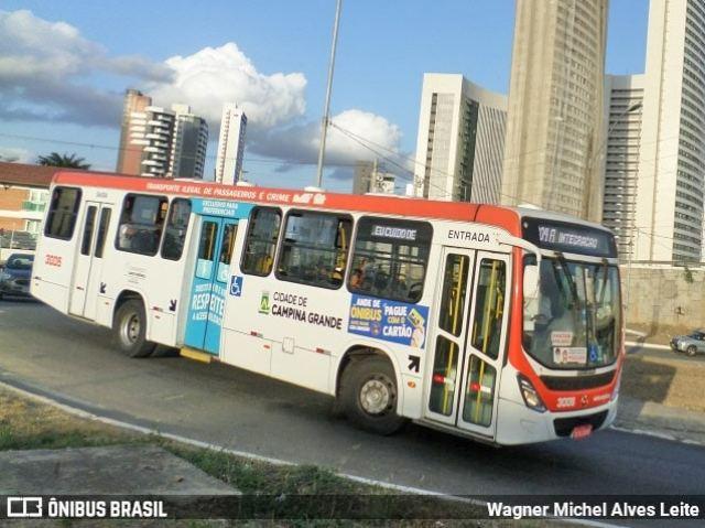 Campina Grande: Justiça determina que 30% da frota de ônibus retome a operação do transporte - revistadoonibus