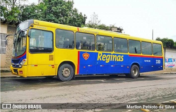 RJ: Auto Viação Reginas retoma linha que liga Itaguaí até Piraí