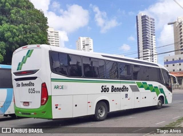 Polícia Militar é morto a tiros durante assalto a ônibus na Grande Fortaleza - revistadoonibus