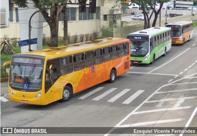 SP: Rodoviários do Vale do Paraíba protestam atrasando viagens de ônibus nesta manhã - revistadoonibus