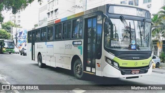 Rio: Acidente entre caminhão carro e ônibus na Avenida Brasil deixa tráfego lento - revistadoonibus