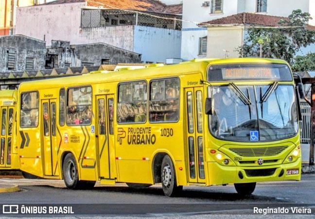 SP: Funcionários da Prudente Urbano fazem paralisação total nesta quinta-feira