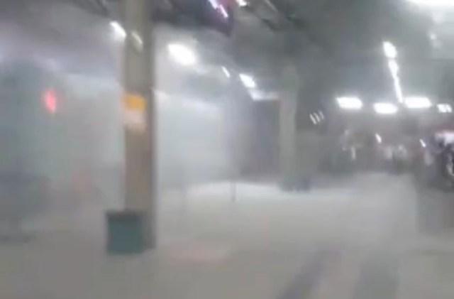 Vídeo: Ônibus pega fogo dentro do Terminal do Siqueira em Fortaleza - revistadoonibus