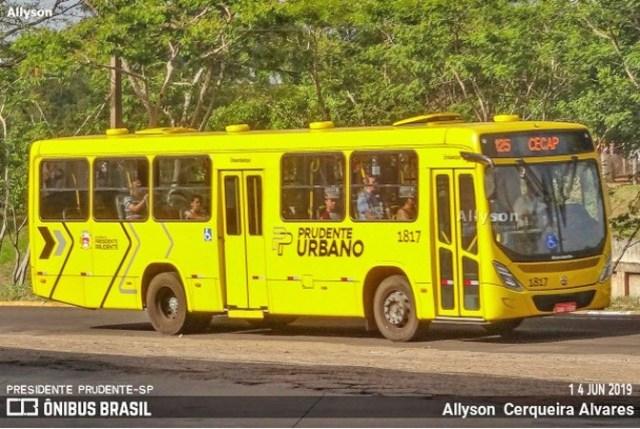 SP: Greve de ônibus em Presidente Prudente chega ao seu 29º dia - revistadoonibus
