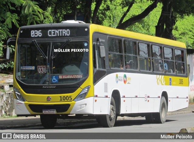 Maceió normaliza viagens dos ônibus no período da noite e retoma corujões