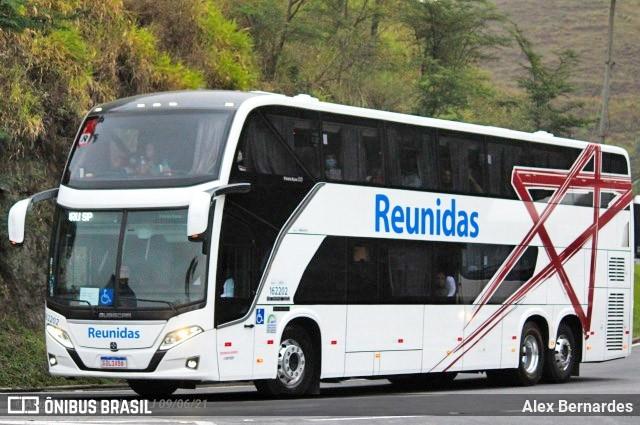 Reunidas Paulista escala ônibus DD na linha Paraty x São Paulo - revistadoonibus