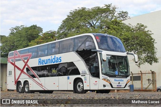 Reunidas Paulista escala ônibus DD na linha Paraty x São Paulo