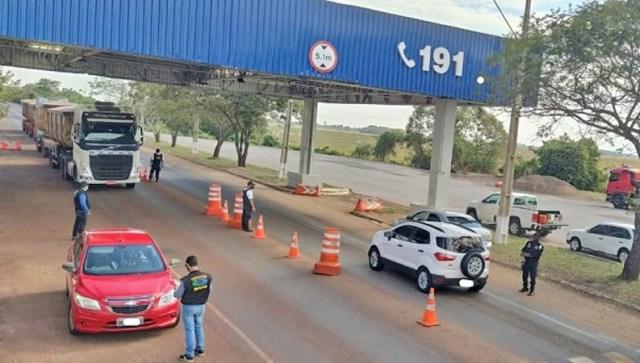 MS: Agepan e Agereg realizam fiscalização contra o transporte clandestino de aplicativo - revistadoonibus