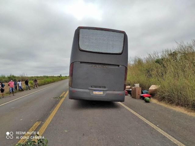 MA: Acidente entre ônibus e caminhão deixa um morto na BR-222 - revistadoonibus