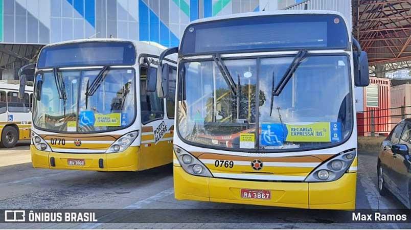 Porto Alegre: Manifestantes não querem a retirada de cobradores dos ônibus
