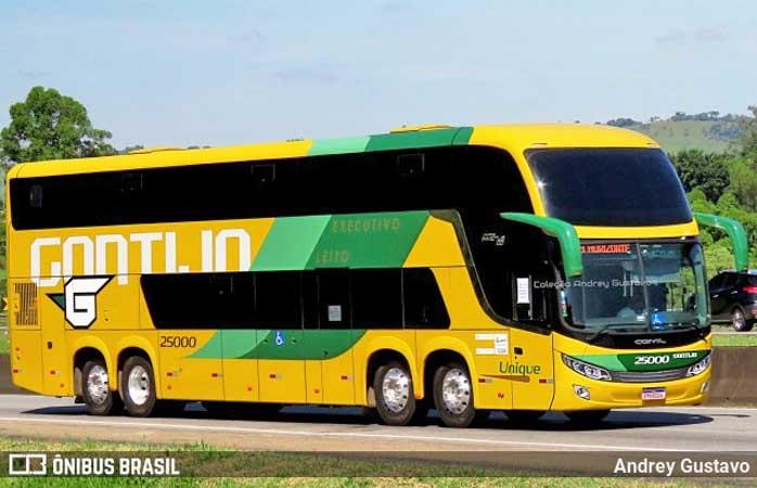 Gontijo precisa rever o conceito de ônibus double deck