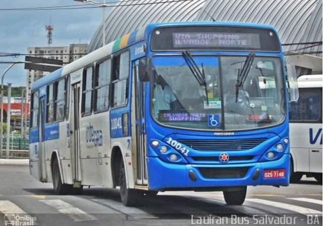 Salvador: Mais um ônibus é alvo de marginais nesta sexta-feira - revistadoonibus