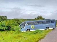 BA: Ônibus da Viação Cidade Sol é assaltado na BR-101 em Alagoinhas - revistadoonibus