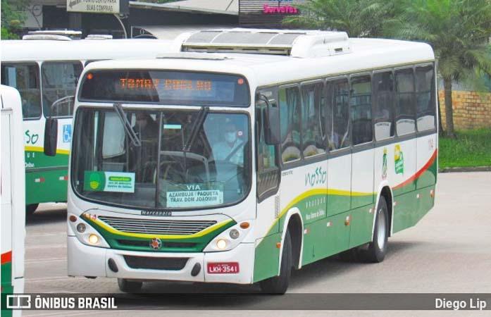 SC: Brusque autorizou aumento na tarifa dos ônibus municipais