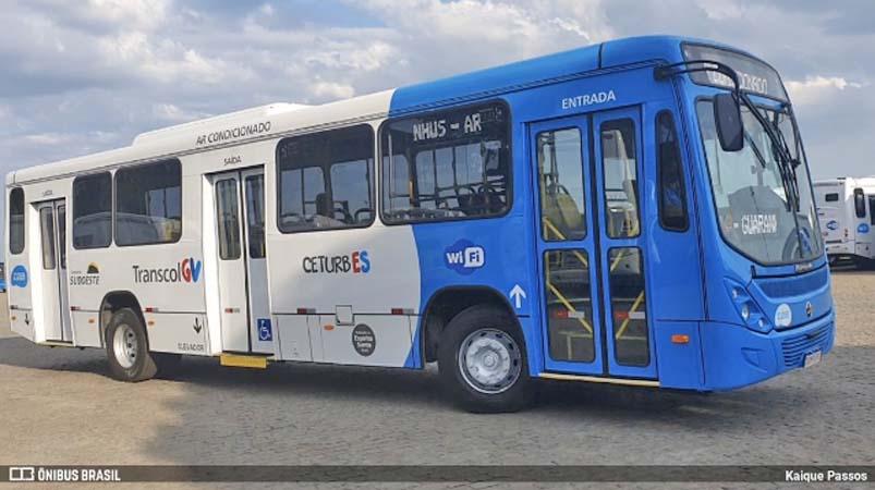 ES: Governo do Estado anuncia Sistema de Conexões para linhas de ônibus de Viana
