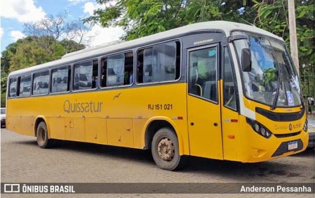 RJ: Moradores relatam lotação em ônibus da linha intermunicipal Campos x Quissamã - revistadoonibus