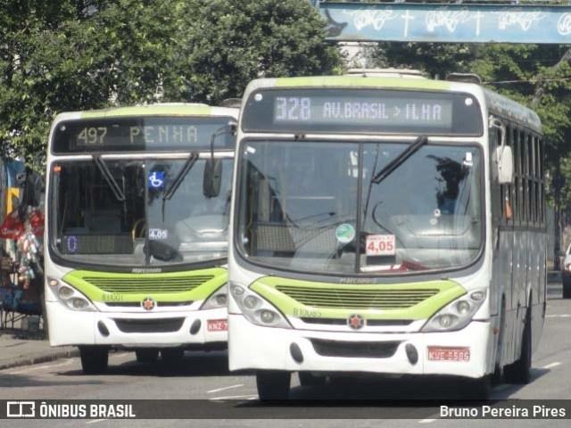 Rio: Gabinetes de desembargadores do TJRJ são fiscalizados por suposto esquema de corrupção ligado as empresas de ônibus - revistadoonibus