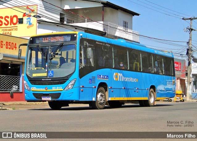 Porto Velho: Tarifa de ônibus com valor de R$ 1 segue até o dia 9 de agosto