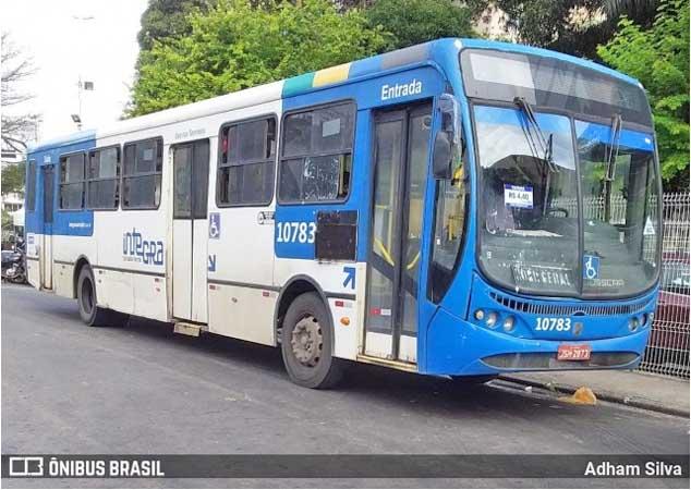 Salvador: Cinco ônibus foram assaltados nesta quarta-feira