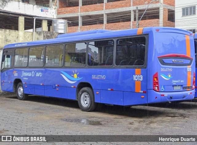 ES: Viação Joana D´arc renova com ônibus urbano Torino S para operação em Colatina - revistadoonibus