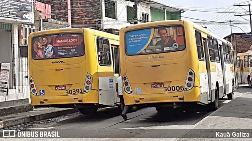 Salvador: Ônibus voltam a circular na região do Paripe, após três pessoas serem mortas em festa