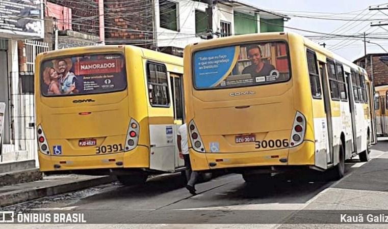 Salvador: Ônibus voltam a circular na região do Paripe após três pessoas serem mortas em festa - revistadoonibus