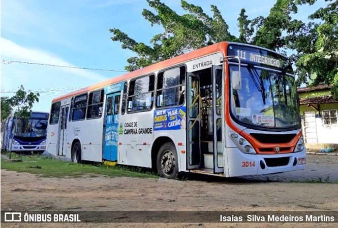 PB: Frota de ônibus em Campina Grande aumentará com retorno das aulas
