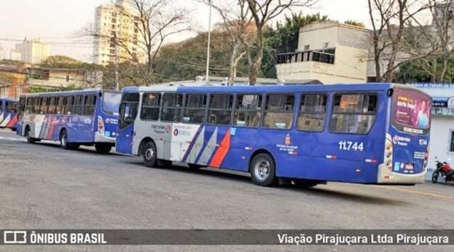 SP: EMTU reforça frota e aumenta 74 viagens na região do ABC Cotia e Taboão da Serra - revistadoonibus