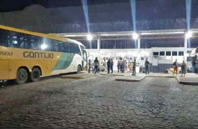 ES: Feto é encontrado em banheiro de ônibus na cidade de Viana - revistadoonibus
