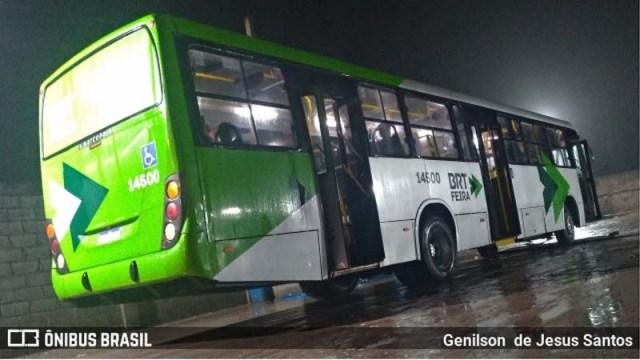 BA: Feira de Santana fica sem ônibus neste domingo - revistadoonibus