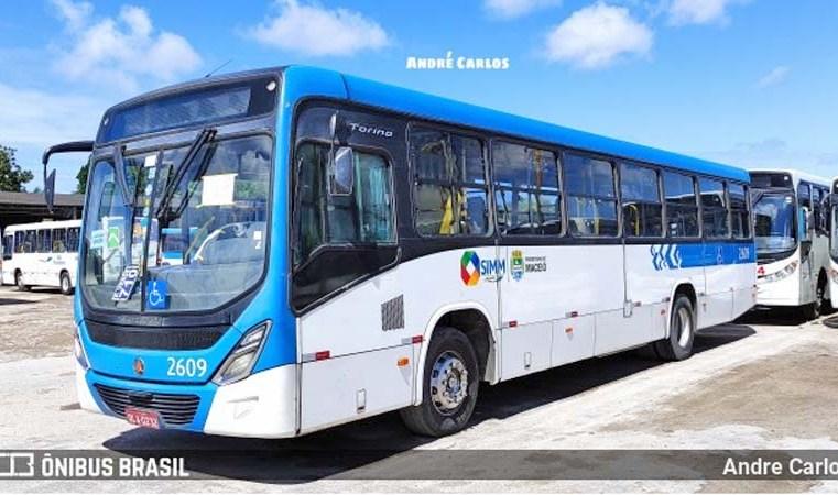 Maceió: PM prende homem após assediar adolescente de 13 anos dentro de ônibus