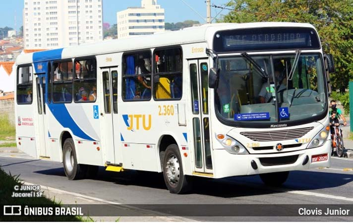 SP: Jacareí realiza alteração na linha de ônibus 18 – Jardim Paraíso x Rio Abaixo