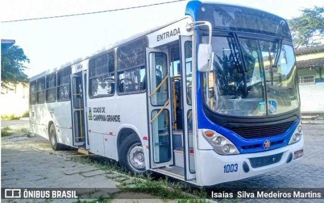 PB: Frota de ônibus em Campina Grande aumentará com retorno das aulas - revistadoonibus