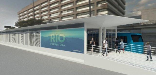 Rio: Prefeitura reinicia obras da Transbrasil e apresenta projeto de integração com VLT - revistadoonibus