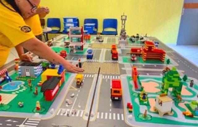 São Paulo: Terminal Piraporinha recebe ação interativa para conscientizar sobre segurança no trânsito - revistadoonibus