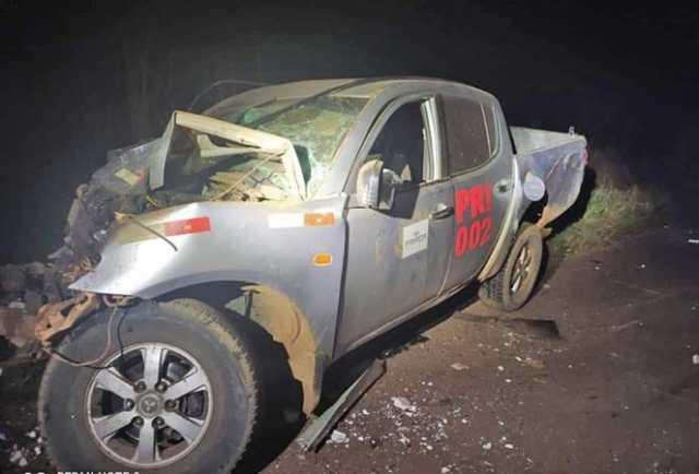 MA: Acidente entre ônibus e caminhonete deixa um morto na BR-010 entre Imperatriz e Açailândia - revistadoonibus