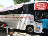 RJ: Campos divulga calendário da Unidade Móvel do Hemocentro - revistadoonibus
