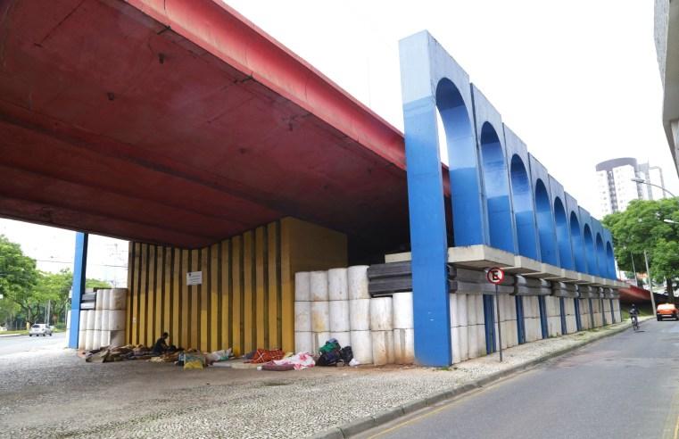 Curitiba: Prefeitura libera o trânsito no Viaduto do Capanema
