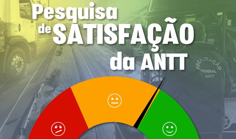 ANTT segue com a pesquisa de satisfação sobre os serviços regulados até o dia 30 de novembro