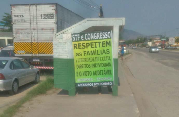RJ: Manifestação em estradas ocorrem na Baixada Fluminense e em Campos dos Goytacazes