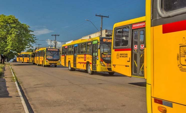 Macapá recebe 20 novos ônibus para renovação de frota