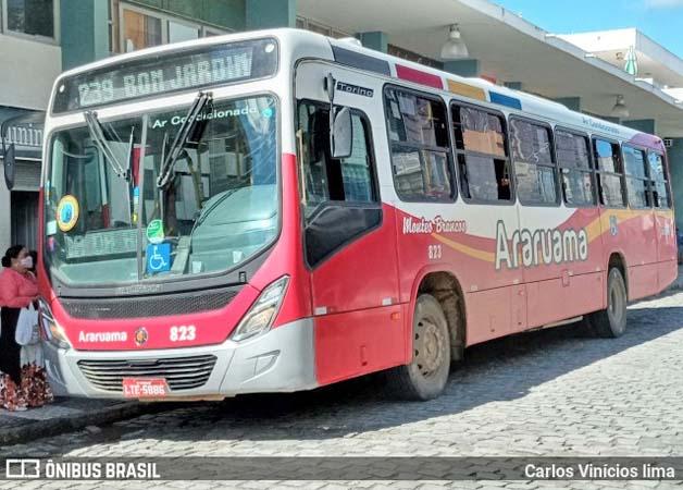 RJ: Araruama reduz valor da tarifa de ônibus para 2,50
