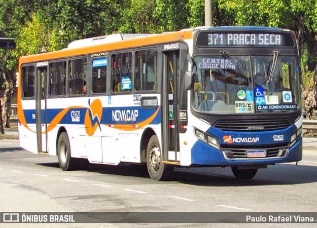 Rio: Viação Novacap entra em recuperação judicial