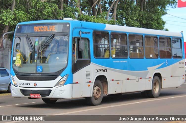 Prefeitura de Campo Grande libera lotação nos ônibus seguindo medidas de segurança