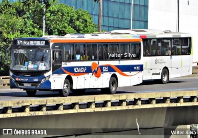 Rio: Viação Novacap entra em recuperação judicial - revistadoonibus